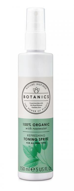 Organic Face Toner