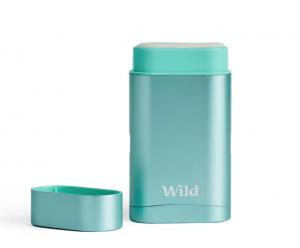 Wild Sustainable Deodorant for Men & Women – Paraben Free