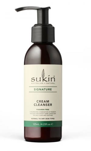 Sukin Cream Facial Cleanser