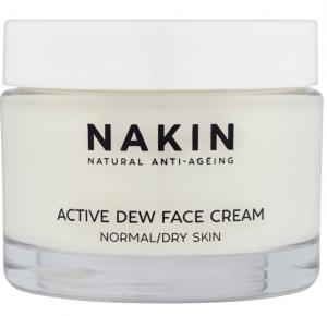 Nakin Natural Anti-Ageing Active Dew Face Cream