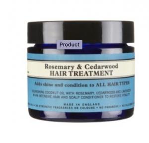 Rosemary & Cedarwood Hair Treatment